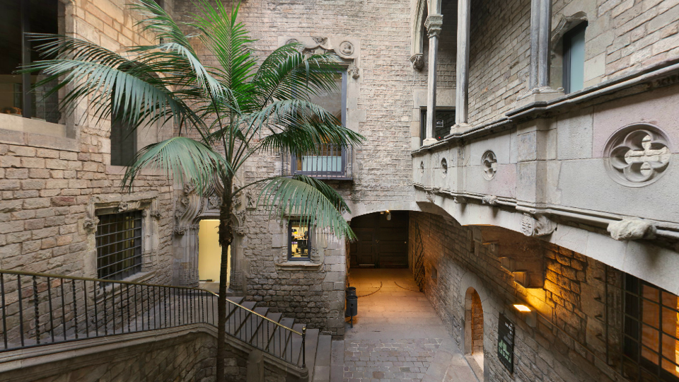 The Picasso Museum in Barcelona through its virtual portal / ©Picasso Museum
